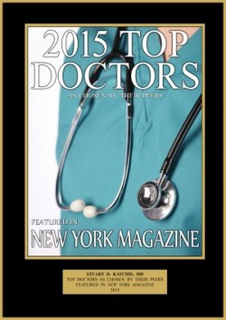 Stuart Katchis MD, New York Magazine Top Doctors